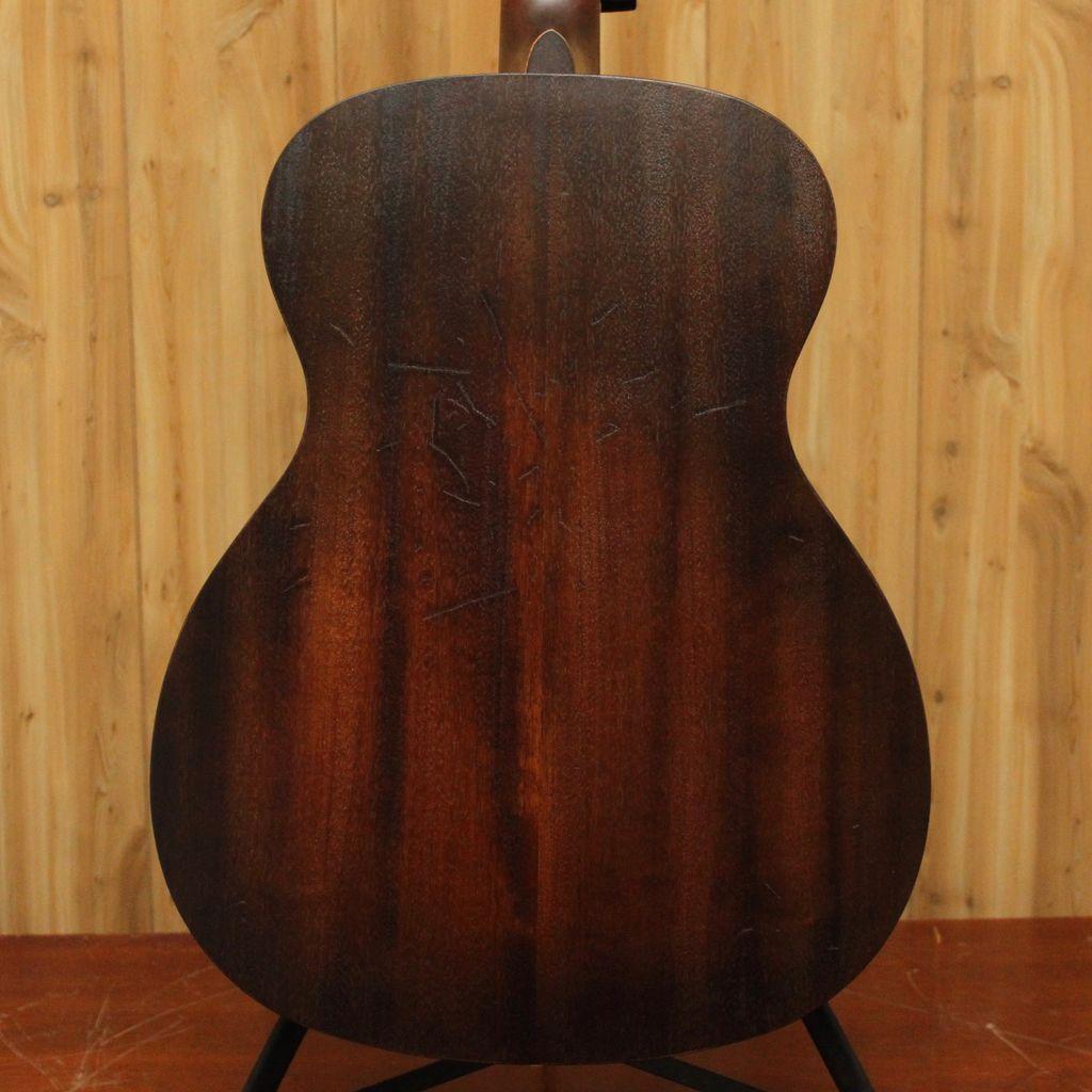 Ibanez Artwood Vintage Grand Concert Acoustic Guitar - Distressed Tobacco Sunburst