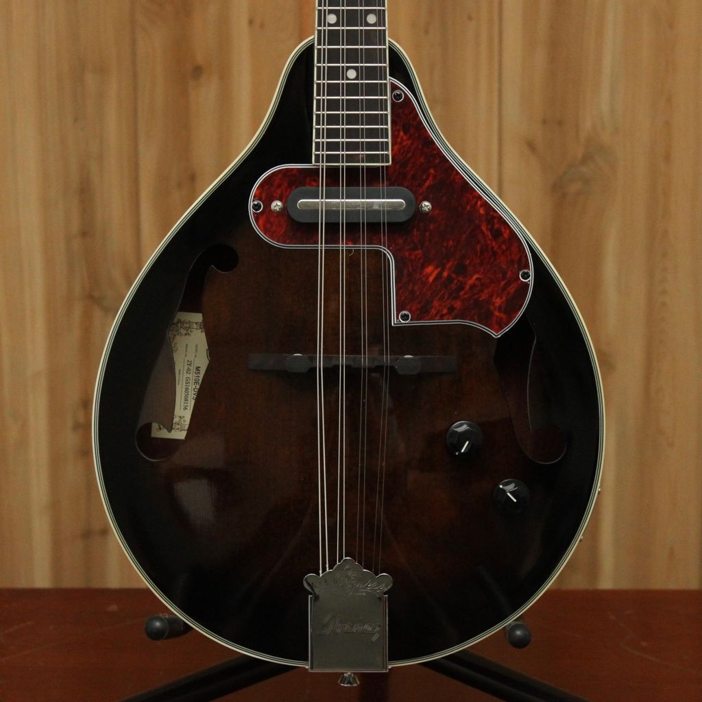 Ibanez Ibanez M510 A-Style Electric Mandolin in Dark Violin Sunburst