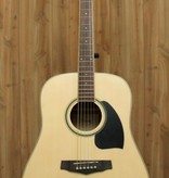 Ibanez Ibanez - Performance Dreadnought Acoustic Guitar in Natural High Gloss Finish