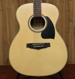 Ibanez Ibanez Performance Grand Concert Acoustic Guitar in Natural High Gloss Finish