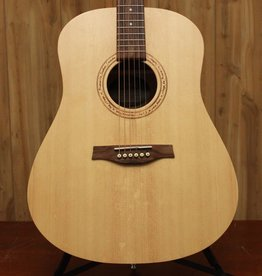 Seagull Seagull Excursion Natural Solid Spruce w/Case
