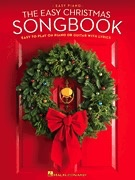 Hal Leonard Hal Leonard The Easy Christmas Songbook