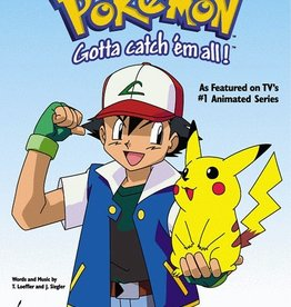 Hal Leonard Hal Leonard Pokemon theme Song Easy Piano