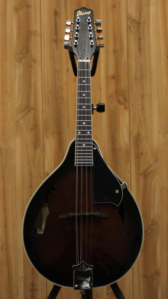 Ibanez A Style Acoustic Mandolin - Dark Violin Sunburst