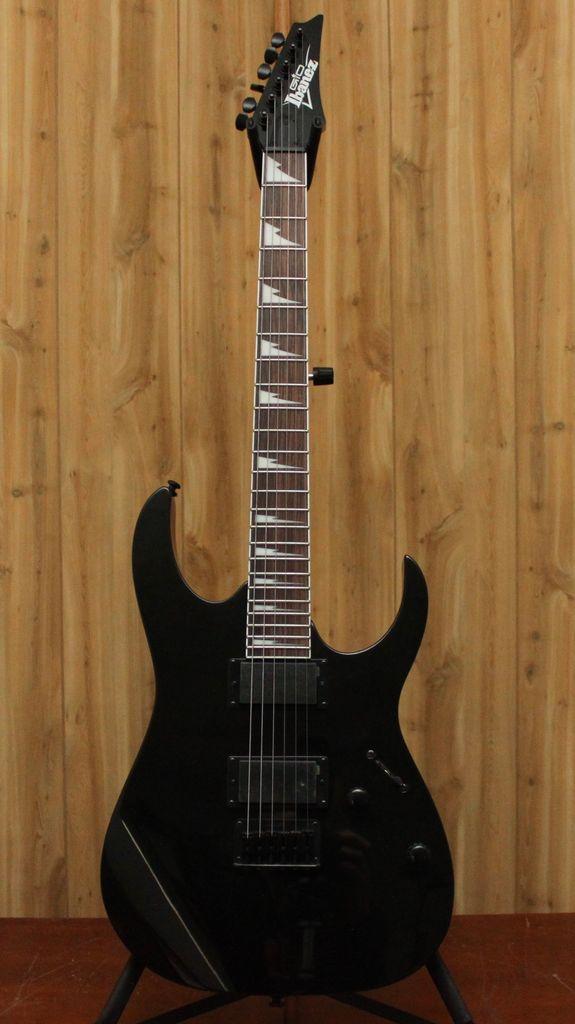 Ibanez GIO RG 6str Electric Guitar - Black Night