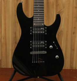 LTD LTD M-17 Electric Guitar in Black