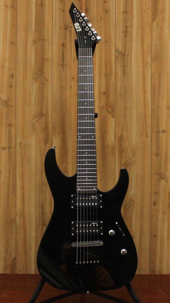 LTD LTD M-17 Electric Guitar in Black