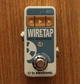 TC Elec. Wire Tap Riff Recorder Pedal