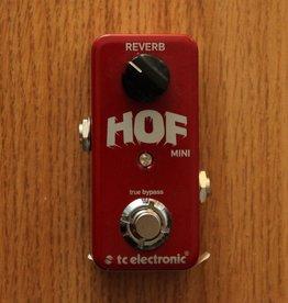 TC Electronic TC Electronic HOF Mini Reverb Pedal