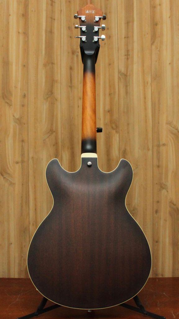 Ibanez AS Artcore 6str Electric Guitar - Tobacco Flat