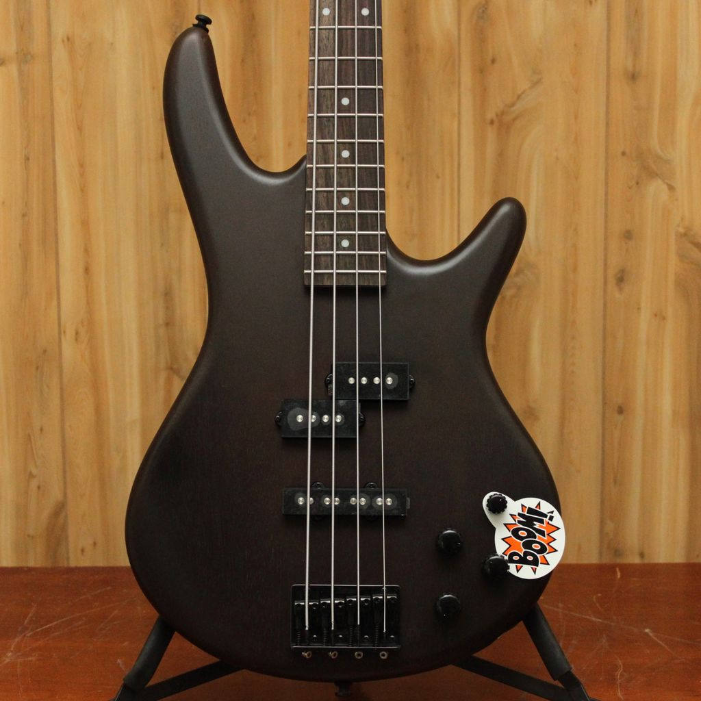 Ibanez Gio SR4str Electric Bass - Walnut Flat
