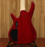 Ibanez Gio SR4str Electric Bass - Transparent Red