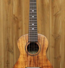 Kala Kala Artist Series - All Solid Koa Wood Gloss Tenor Ukulele w/Case