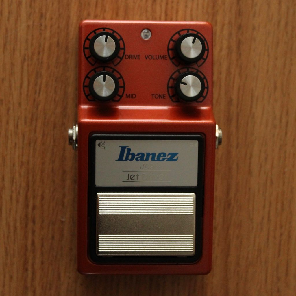 Ibanez Ibanez Jet Driver Overdrive Pedal