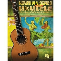 Hal Leonard Hal Leonard Hawaiian Songs for Ukulele