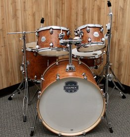 Mapex Storm 5 piece Drum Set in Camphor Wood Grain w/Hardware