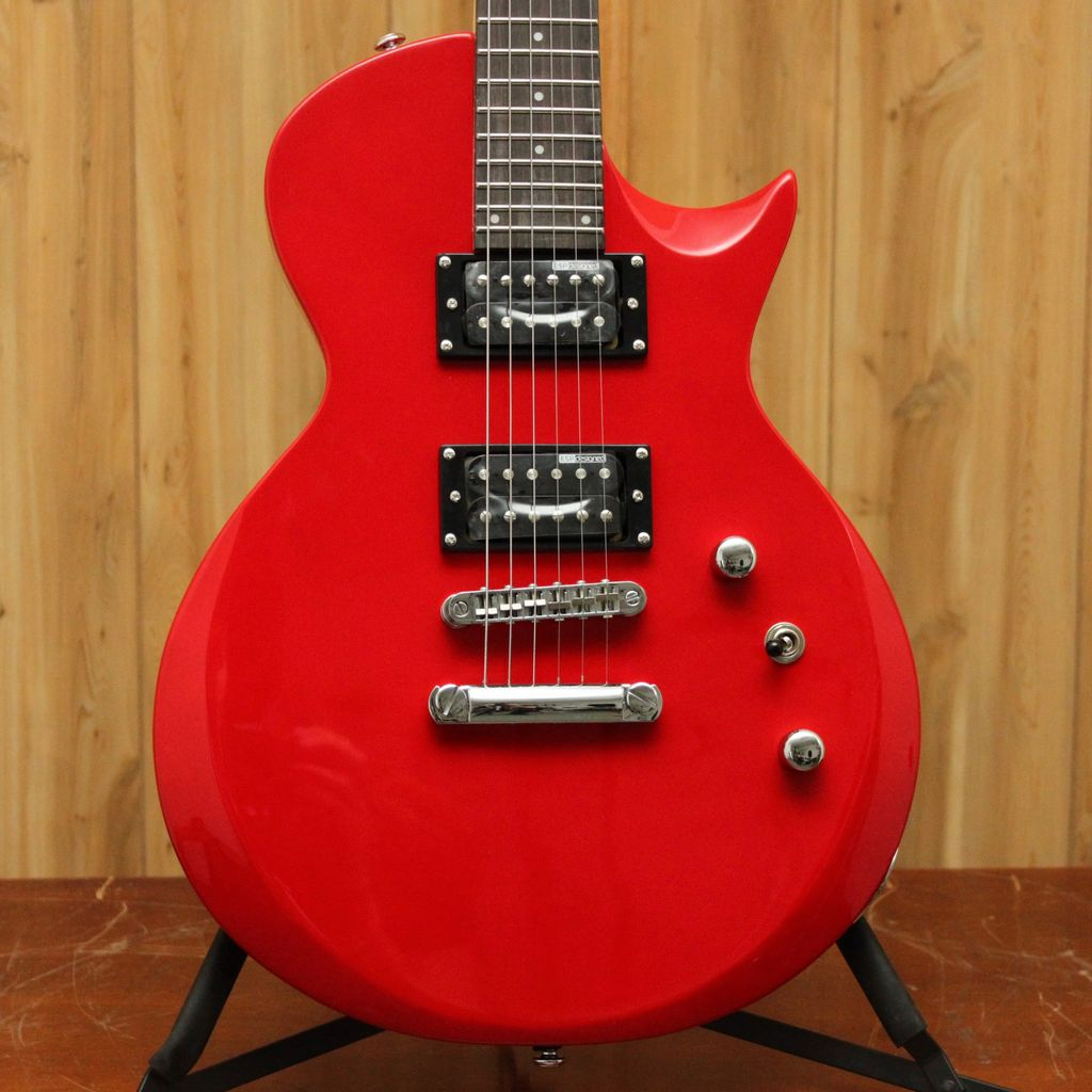 LTD EC-10 Red w/ Gig Bag