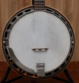 USED Used - Vintage 5-String Resonator Banjo