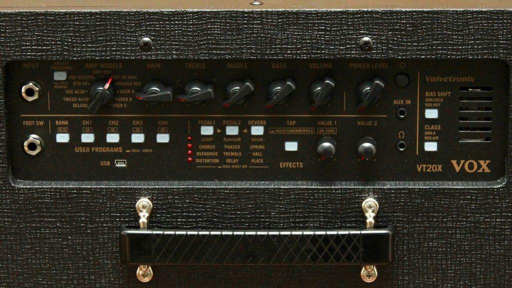 Vox Vox VT20X  20W MODELING AMP