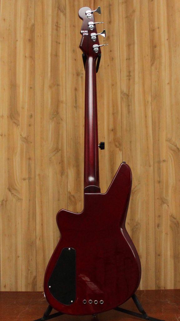 Reverend Reverend Thundergun Bass - Wine Red