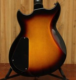 Reverend Reverend Sensei HB - 3-tone burst Flame Maple