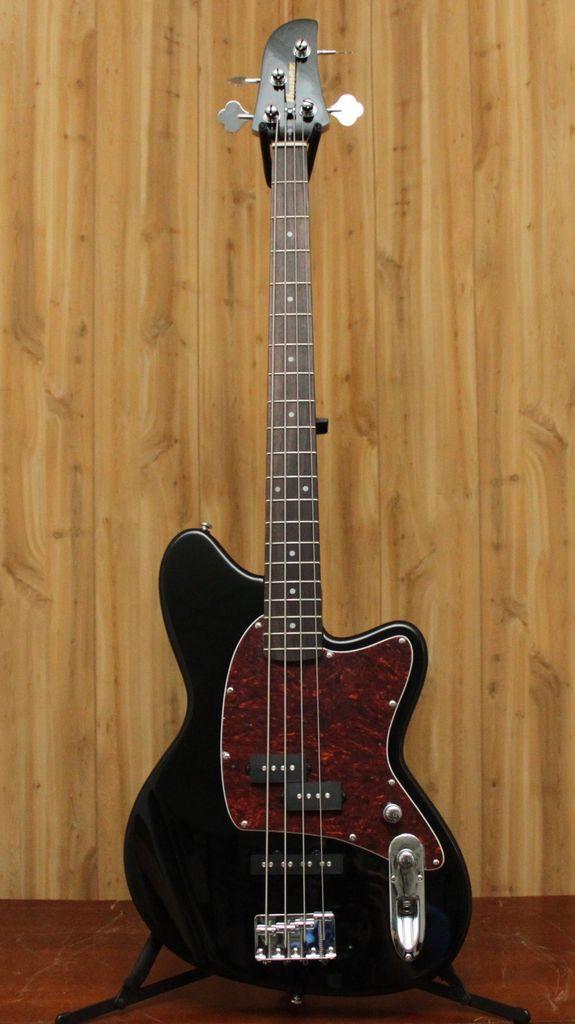 Ibanez Ibanez Talman 4-String Electric Bass — Black
