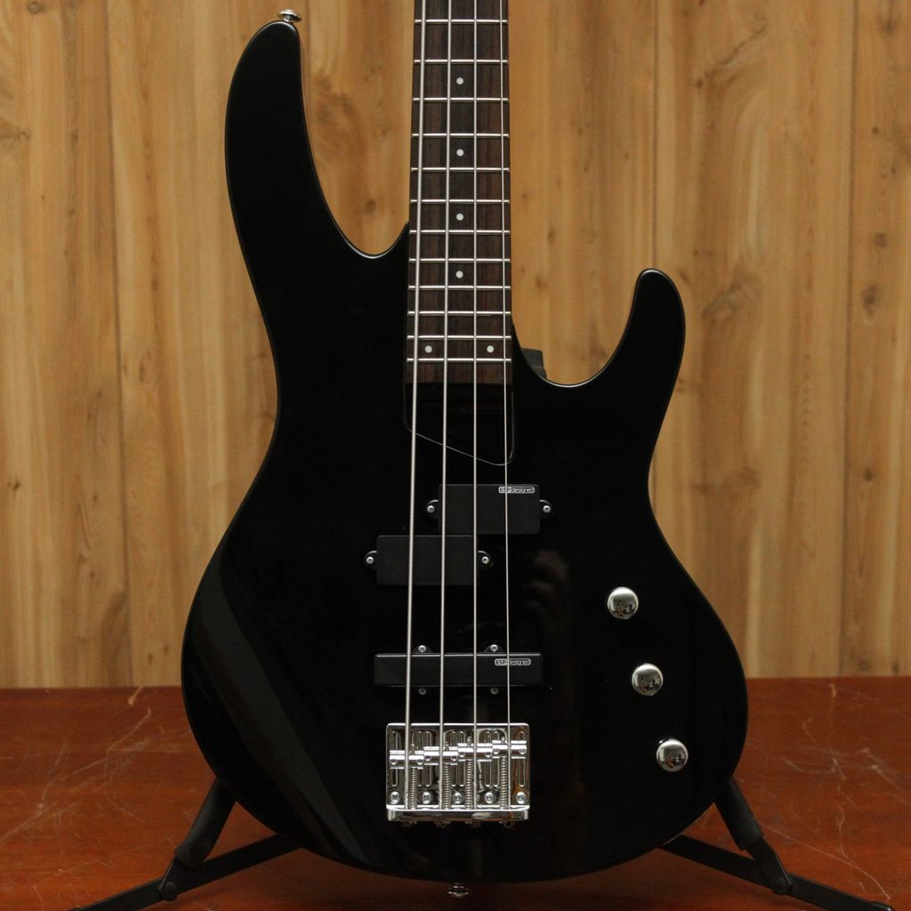 LTD B-50 BLK Bass in Black