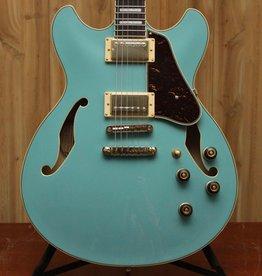 Ibanez AS Artcore 6str Electric Guitar - Mint Blue