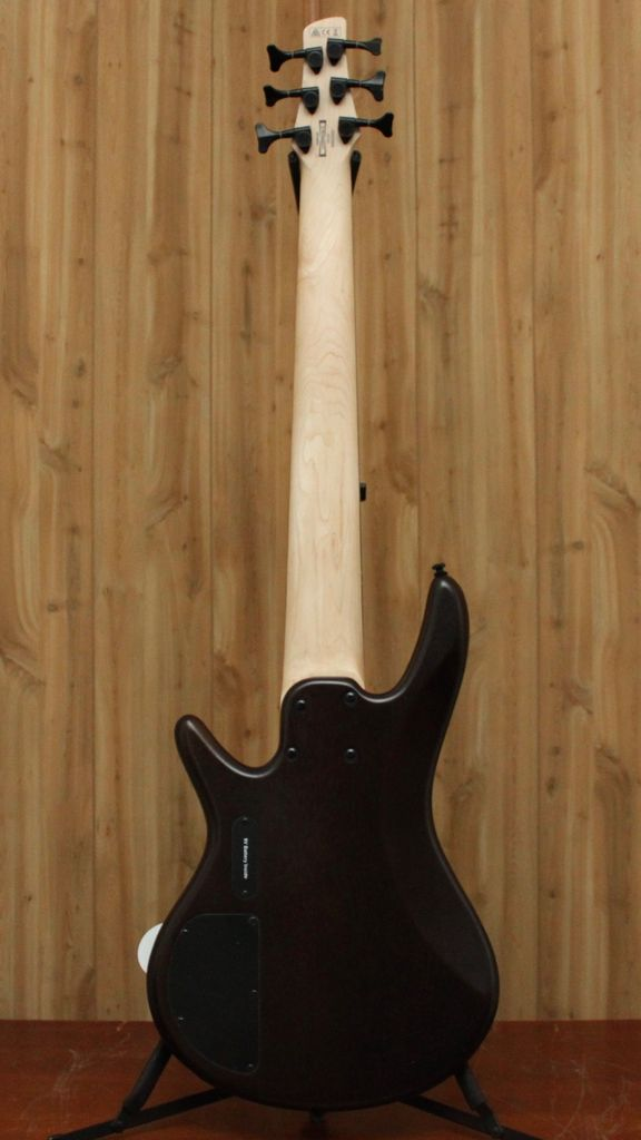 Ibanez Gio SR6str Electric Bass - Walnut Flat