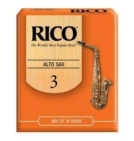 Rico Rico Alto Sax 10pk #3 Reeds