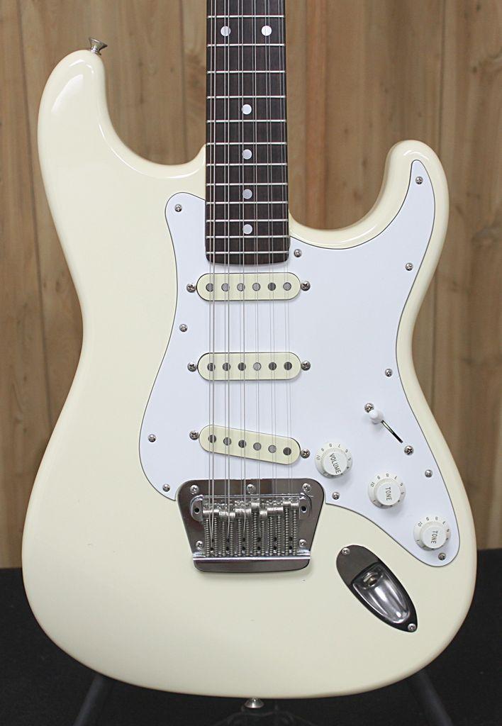 Fender Vintage Fender Stratocaster XII 12-String Electric Guitar w/Hard Shell Case