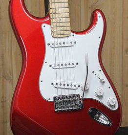 Fender USED 2004 Fender American Deluxe Neck, 2007 Mexican Stratocaster Body, Fender TexMex Pickups w/ Gig Bag