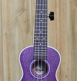 Amahi Amahi Purple Quilted Ash Top, Back and Sides w/case