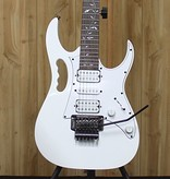 Ibanez Steve Vai Signature 6str Electric Guitar - White