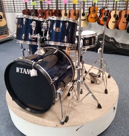 Tama Used Tama Imperialstar 5 Piece Drum Set