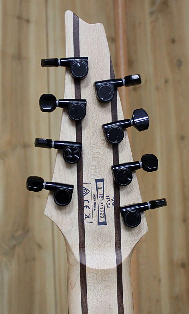 Ibanez RG Standard 8str Electric Guitar - Black