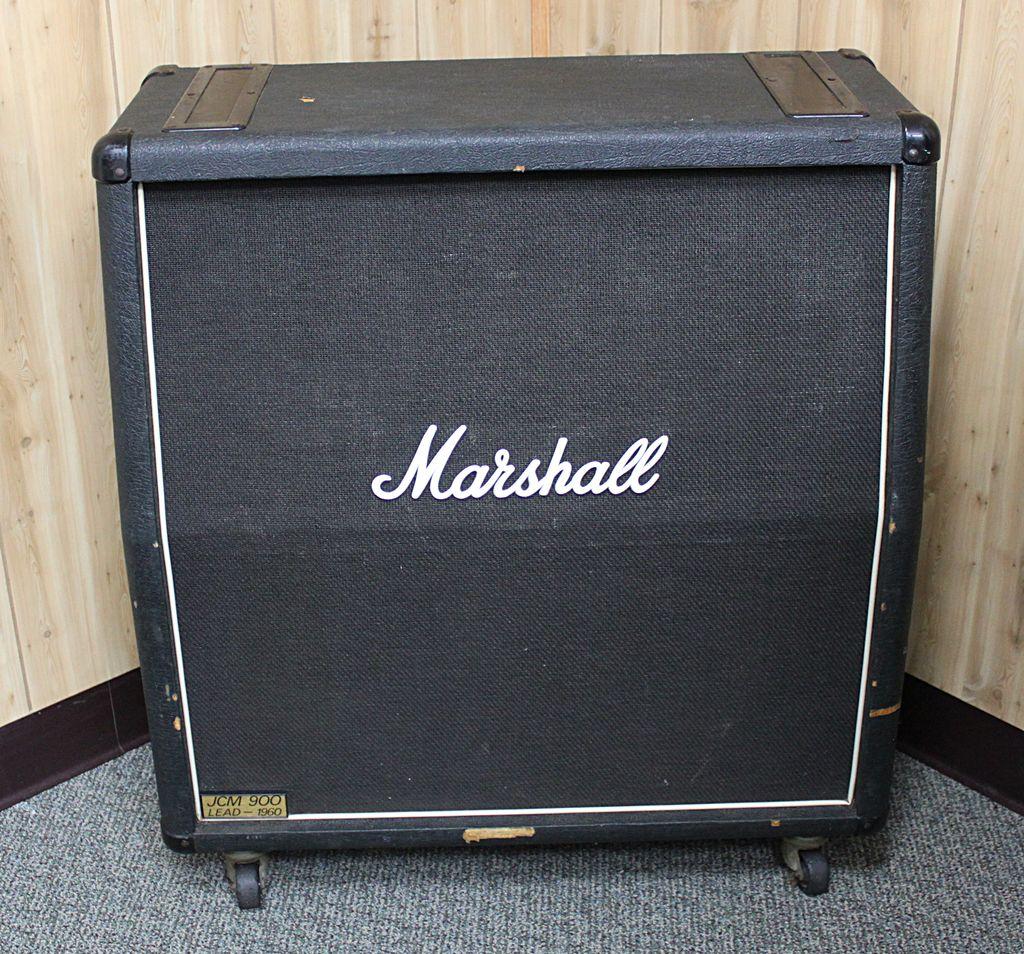 "Marshall Used Marshall 1960A JCM900 4x12"""