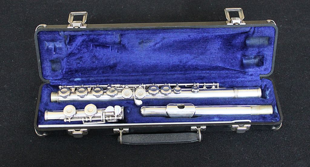 Armstrong Used Armstrong Flute