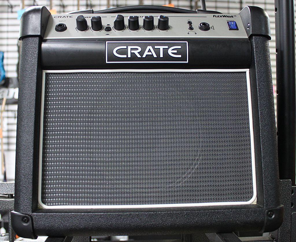 Crate Used Crate FlexWave 15 Amp