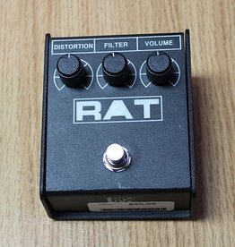 USED Pro Co RAT Fuzz Pedal