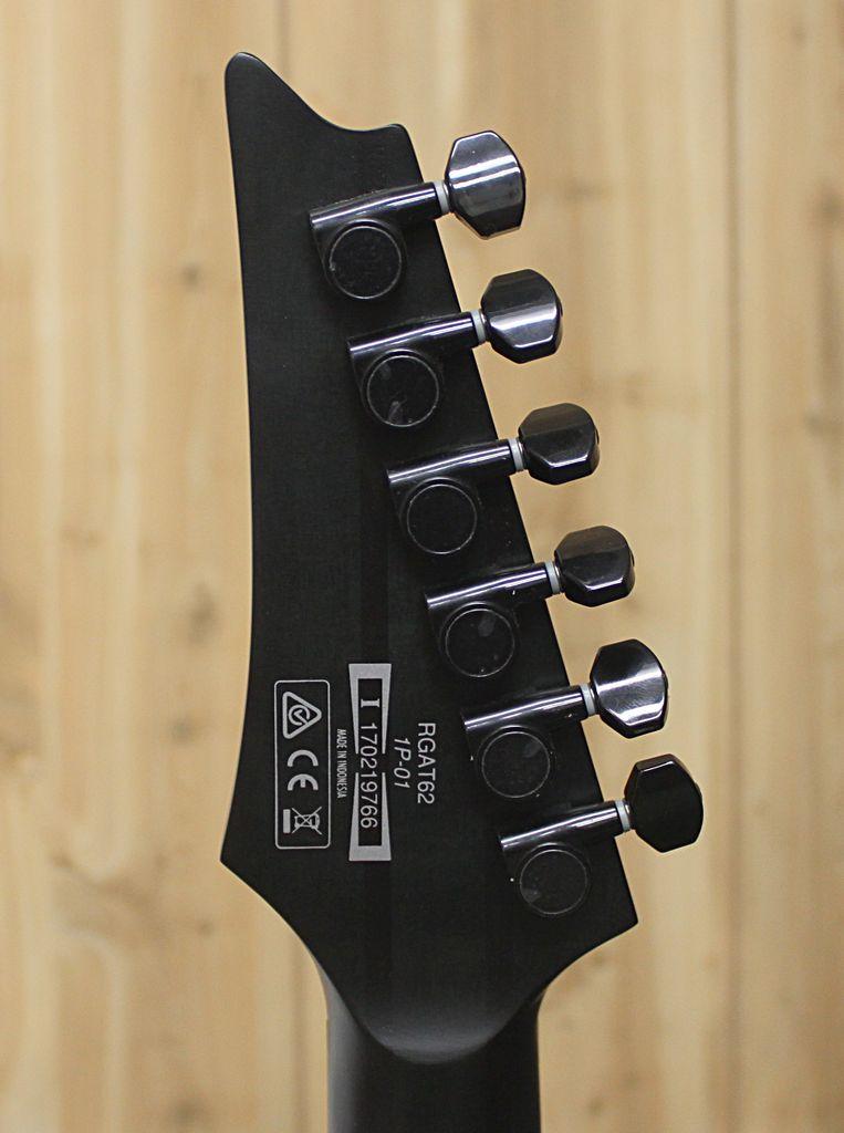 Ibanez RGA Standard 6str Electric Guitar - Transparent Gray Flat