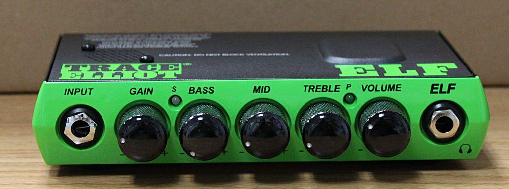 Trace Elliot Elf Bass Amp