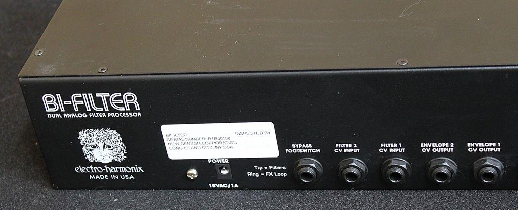 Electro Harmonix Used Electro-Harmonix Bi-Filter