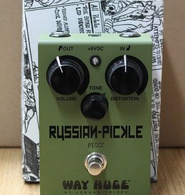 Dunlop MXR Way Huge Russian Pickle Fuzz