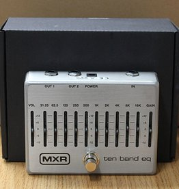 Dunlop MXR M108S Ten Band EQ Pedal