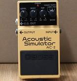 Boss Used Boss AC-2 Acoustic Simulator Pedal