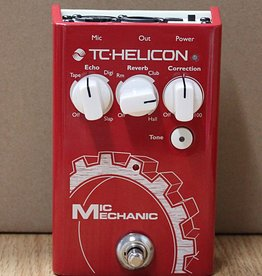 TC Electronic TC HELICON MIC MECHANIC 2
