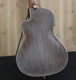Lanikai Lanikai Figured Bocote Thin Body Concert Acoustic/Electric Ukulele w/gig bag
