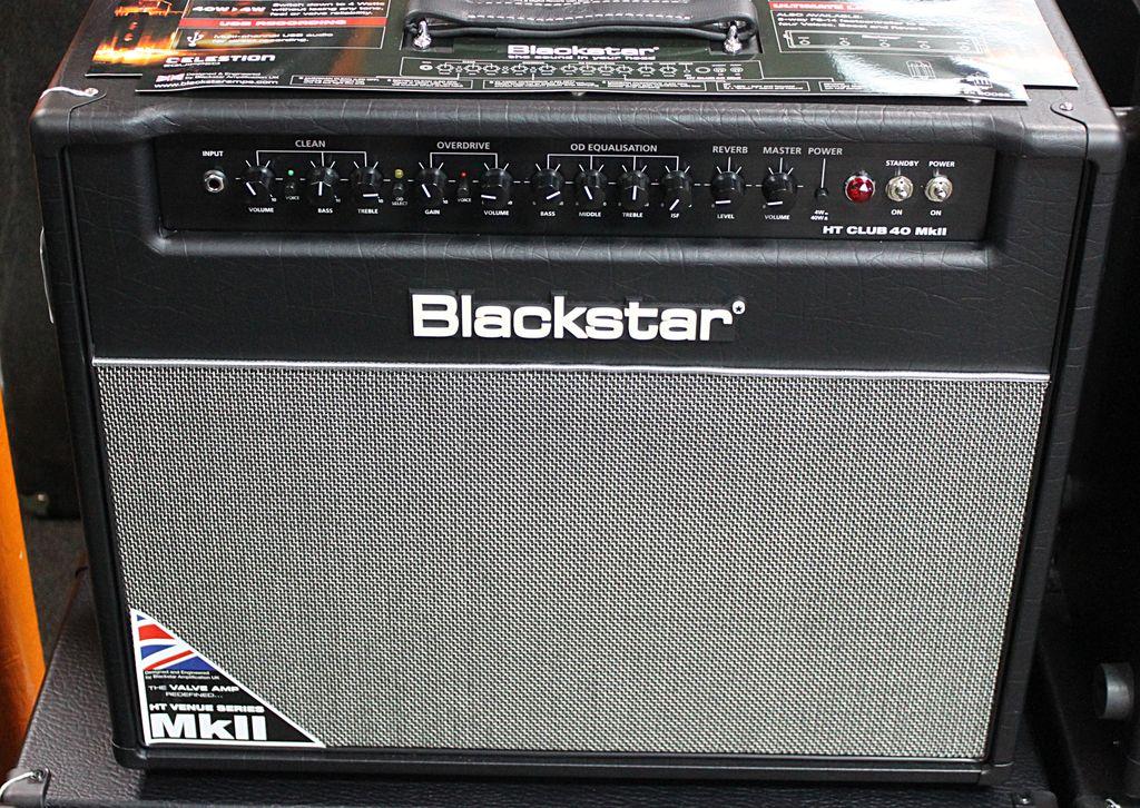 Blackstar Blackstar 40W 1x12 Combo Amp