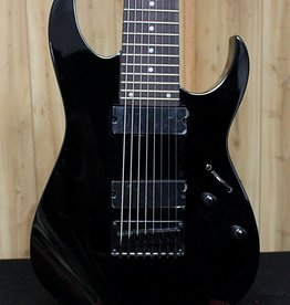 Ibanez Ibanez RG 8-String Electric Guitar in Black